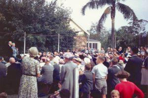 Opening 1954